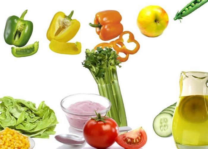 Уголок здорового питания